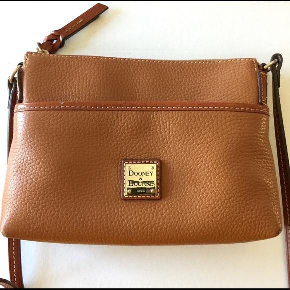 Dooney & Bourke Handbags - Dooney & Bourke Crossbody Bag with Duster Bag